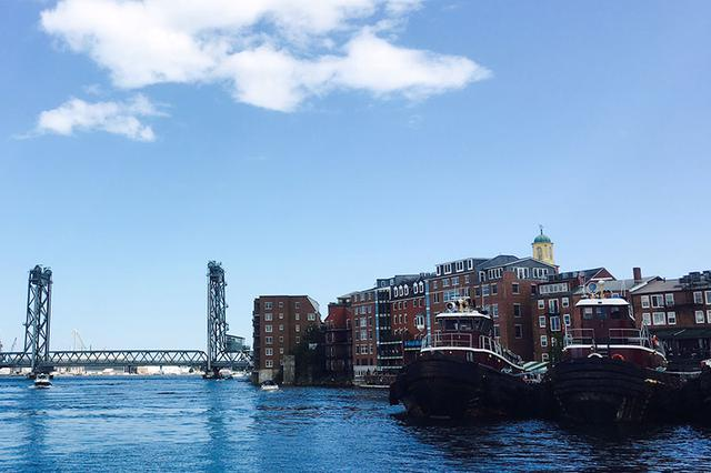 Portsmouth, New Hampshire - Troost Fine Art Photography