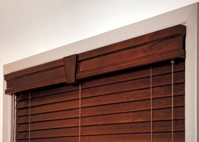 Wood Window Blinds