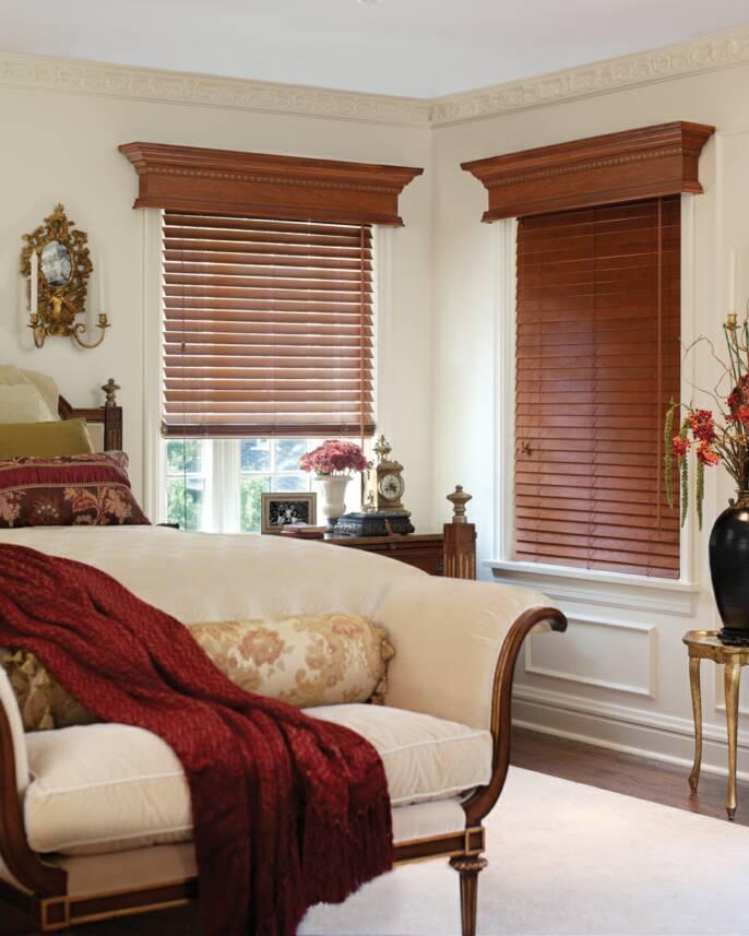 Wood Venetian Blinds Bayside Blind Shade Seacoast Nh Parkland