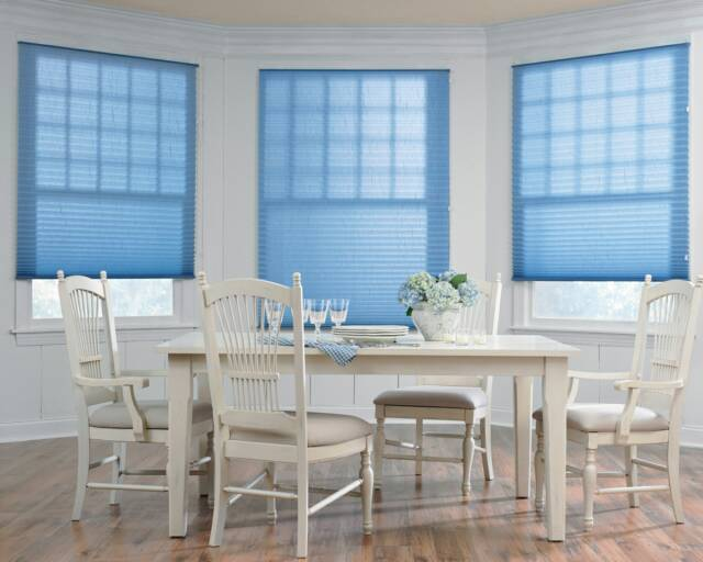Hunter Douglas Shades: Cellular Pleated Roman Seacoast NH