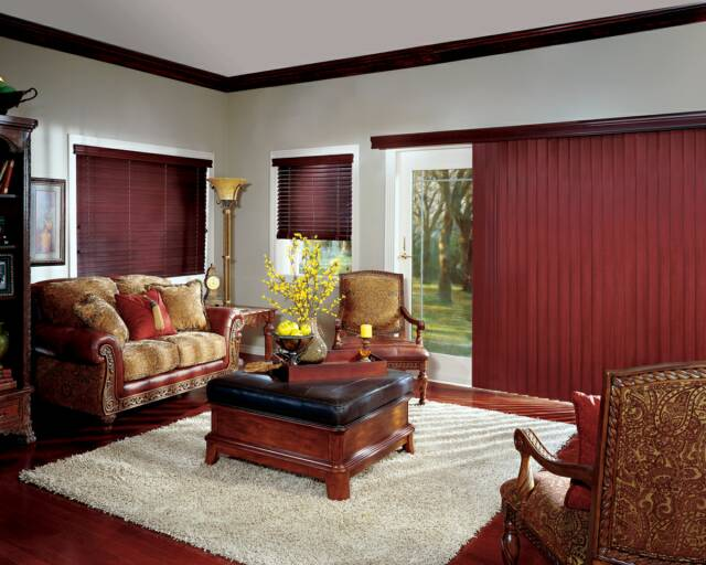 Hunter Douglas Blinds: Venetian & Vertical Seacoast NH