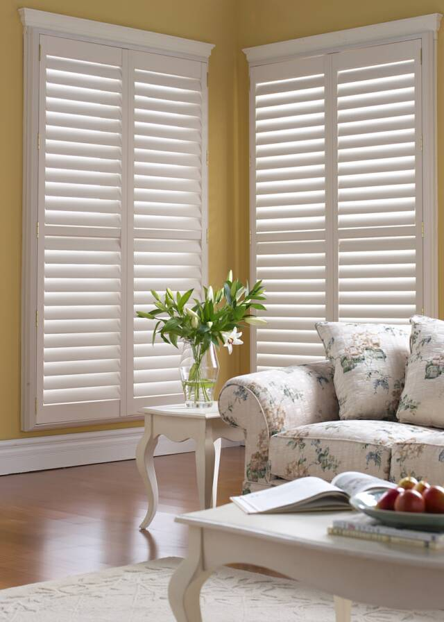 Custom Made Interior Window Treatments/Coverings Shades Blinds Shutters Seacoast NH