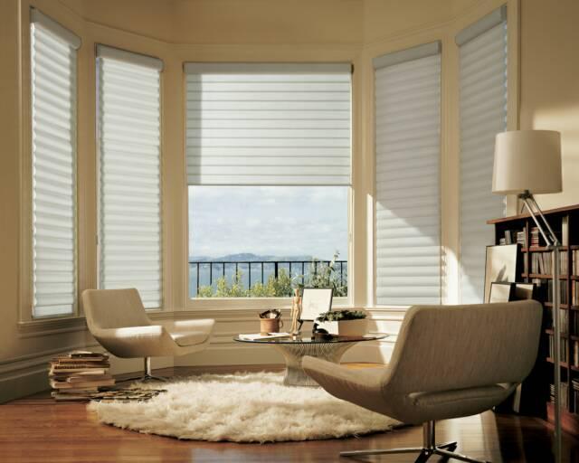 NH Horizontal Louver Curtains
